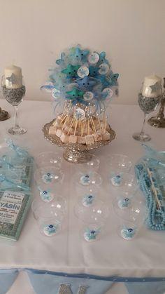 Bebek şekeri, bebek hediyesi, 40 mevlidi,  kırk mevlütü, bebek mevlidi,felt