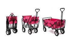 Groupon - Mac Sports Folding Utility Wagon in Choice of Colors. Groupon deal price: $59.99