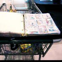 Coupon Binder How to Divide Coupons coupon organization