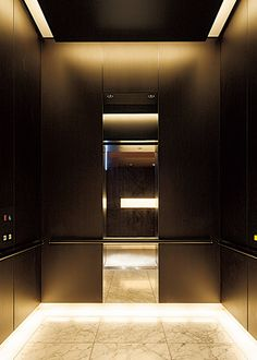 Lift Design, Wall Design, Cabin Interiors, Office Interiors, Elevator Lobby Design, Elevator Door, Interior Styling, Interior Design, Lifted Cars