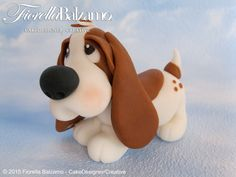 What makes a great dog house Fondant Figures, Polymer Clay Figures, Polymer Clay Sculptures, Polymer Clay Animals, Polymer Clay Projects, Polymer Clay Charms, Polymer Clay Creations, Sculpture Clay, Clay Crafts