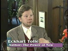 Eckhart Tolle interview with host Nina Rhodes 1998 Power Of Now, Eckhart Tolle, Rhodes, Interview, Politics, Author, Thoughts, This Or That Questions, Musica