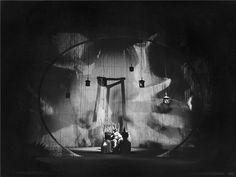 Strakonický dudák - 16.05.1968, Josef Svoboda - scéna (šibenice)