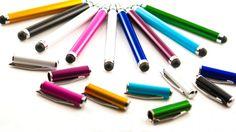Stylus pen met balpen