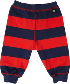 Molo prep-style soft baby pants