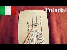 Tombolo Tutorial | Angolo a Punta - YouTube