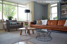 RESULTAAT 02: #Indelingsplan, #meubeladvies, #lichtplan, #kleuradvies en #stylingadvies door studio de WOON FACTOR.