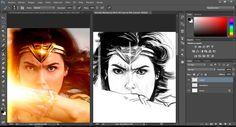 Mi Proyecto Del Curso: Concept Art Avanzado En Adobe Photoshop | Proyecto | Crehana