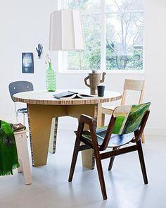 DIY dinner table