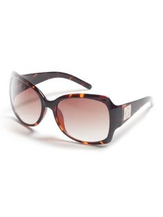 G by GUESS Women's Plastic Sunglasses with Rhinestone G  #guess #womens #sunglasses