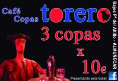 Descuentos en CAFÉ COPAS TORERO ¡¡DALE LA VUELTA AL TICKET!! en el Supermercado DIA% de Almuñecar.