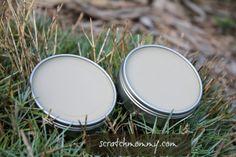 Non-Toxic, Effective, Easy, DIY Deodorant.  NO BAKING SODA...secret ingredient. You'll love it!