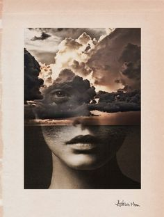 Everything depends on inner changes; when this has taken place, then, and only then does the world change. ~ Martin Buber (Art by Antonio Mora)
