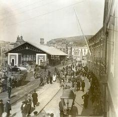 Puerto de Alicante 1910- Archivo Ayuntamiento.  Colección: FRIAS