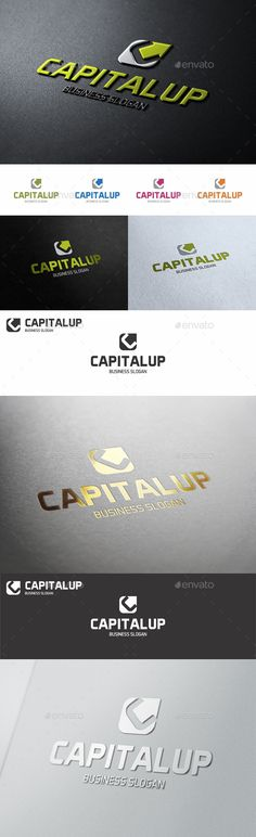 Financial Capital Up C Logo Letter – An excellent logo template suitable for finance and market related, management and consulting businesses, insurance companies, real estate or companies that provide service statistics ; This is a great logo for an internet marketing business, someone who deals with stats and analytics or forecasting. If you're in SEO , PPC or conversion analysis – then this is an ideal mark. Great logo template suitable for companies whose name starts with the letter C.