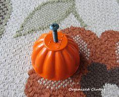 Junk Pumpkin Tutorial