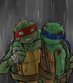 teenage mutant ninja turtles deviantart   deviantART: More Like Teenage Mutant Ninja Turtles 2012 by ~Hyikate