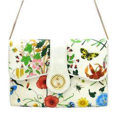 Gucci Flora bag.