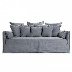 gervasoni ghost 15 sofa 3d modell paola navone living. Black Bedroom Furniture Sets. Home Design Ideas