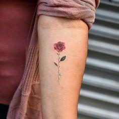 flower name tattoo  #inked #tattoo #tattoodesign