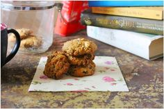 Baker in Disguise: Dark Chocolate And Fig Biscuits