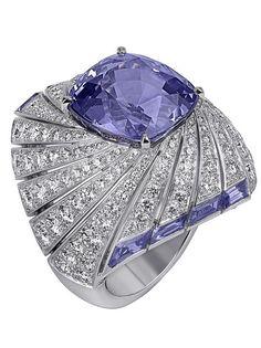 Cartier diamonds ring