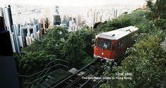 The Peak Tram, Hong Kong