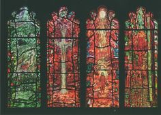 Thomas Traherne stained glass