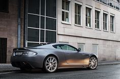 Random Inspiration 146 | Architecture, Cars, Style & Gear Aston Martin