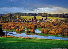 Berezina river, Belarus by Sergey Melnik