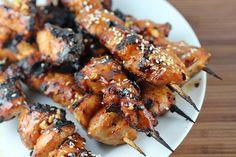 Chinese chicken skewers #Food #Drink #Trusper #Tip