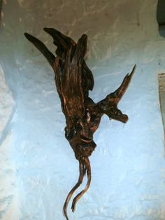 Driftwood dragon sculpture from three separate pieces of driftwood by The Craft-e-Art Company Driftwood Sculpture, Separate, Art Pieces, Sculptures, Dragon, Unique Jewelry, Handmade Gifts, Crafts, Etsy