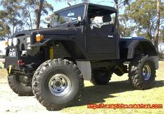 Toyota Land Cruiser fj40 pickup