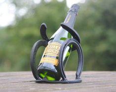 6 botella pirámide herradura botellero por WombleShoes en Etsy Más