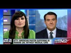 Jordan Sekulow on Fox News: Pastor Saeed Denied Medical Care in Iran