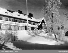 Villa Voksenhus, Voksenkollveien 14 A, 0790 Oslo, Norway Oslo, Norway, Villas, Outdoor, Architecture, Mansions, Outdoor Games, The Great Outdoors, Villa