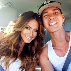 LA Traffic Isn't To Bad a When @jessicaburciaga Is With Me! #la - @Patrick Ta- #webstagram