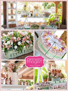 French Country Style , Candy Bar By Primera Imagen