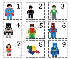 Preschool Super hero on Pinterest   Preschool Printables, Heroes and ...