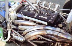 LA F1 QUE YO VEO: Cosworth
