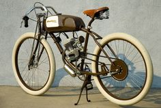 Custom bicycles : Photo