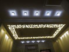#ceiling #light #decor #lasercut #metal #декоративныйпотолок #лазерная резка #металл #световой потолок #интерьер #interior