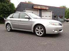 This 1-Owner 2009 Subaru Impreza Outback Sport AWD hatchback is super clean inside and out! Great Carfax w/service history! Nicely optioned! Desirable color combination! Just serviced and inspected! No open recalls. 3month/4500mile limited powertrain warranty included! Finance options available. Call 215-513-4100 today! Addt'l. Info: 2.5L H4 SOHC 16V motor, 4-speed shiftable automatic, AWD, 103,187 miles, TRAC/VSC, 4-wheel disc brakes & ABS, EBA, TPMS, dual front, side & side curtain airbag…