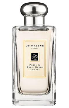 Jo Malone Peony and blush suede.