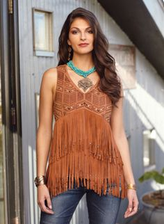 Rusty Spur Top.    / I absolutely love this top