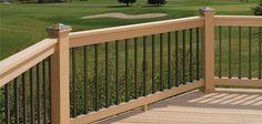 Contemporary Balcony Railings | http://sporedoorbells.com/blog/tag/modern-deck-railing