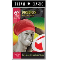 2ba1d0838cd Titan Classic Dreadlock Stocking Cap - Assorted  22135