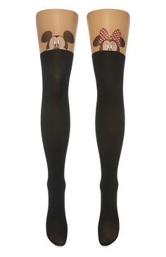 Mickey and Minnie Mouse Tights