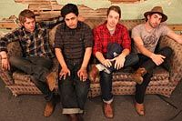 """Music video — The Harmed Brothers, covering """"Big Jim's Guitar"""" at Mountainside Cafe on Wednesday night"""