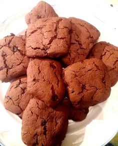 Greek Sweets, Greek Desserts, Sweets Recipes, Cookie Recipes, Snack Recipes, Greek Cookies, Yummy Cookies, The Joy Of Baking, Biscuits